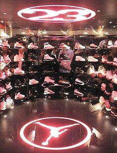 Michael Jordan Shoe Collection