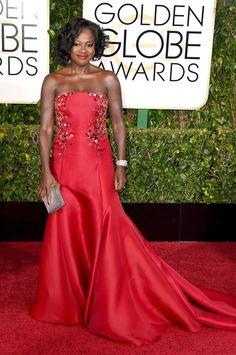 Golden Globes 2015: Viola Davis