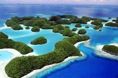 Galapados Inseln