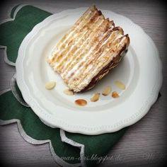 """Hier wird mit Liebe gekocht: Torte """"Milchmädchen"""""""