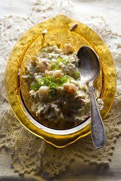 Brigtsen's Jalapeño Shrimp Coleslaw
