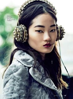 Shin Hyun Ji for Elle Vietnam Oct 2015