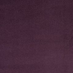 Light Plum Cotton Velvet