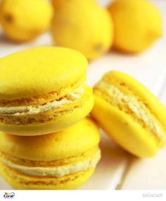 Amarelo apetitoso.
