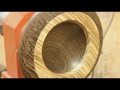 Woodturning - The Off center On center Bowl - YouTube