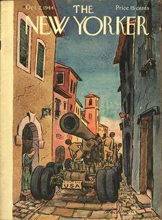 October 7, 1944 - Alan Dunn