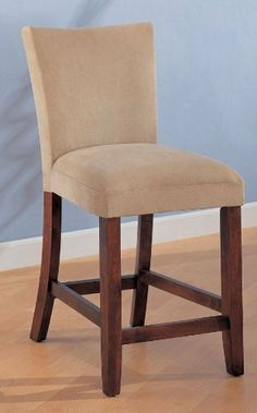 24 Inch Bar Chair (Set of 2) in Taupe - Coaster by Coaster Home Furnishings. $189.95. 24 Inch Barstool. bar stools. Tan Barstool. Parson Barstool. Tan Bar Stool. 100589TPE Features: -Barstool. Color/Finish: -Taupe finish. Assembly Instructions: -Assembly required.. Save 56% Off!