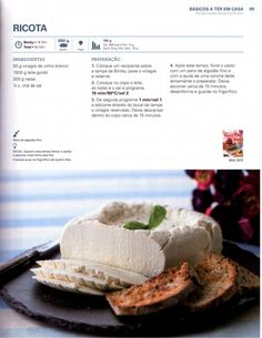 150 receitas - As melhores de 2012 Gluten Free Recipes, Healthy Recipes, Cooking 101, I Foods, Love Food, Tapas, Dairy Free, Paleo, Brunch