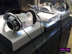 Sennheiser Head Fi at High End Munich 2015, get all the show reports and news on Hifipig.com #hifi #highendmunich2015 #highendmunich #headfi #headphones