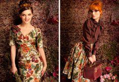 Lena Hoschek Collection   Autumn/Winter 2011/12.
