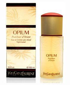 Opium Fraicheur d'Orient Yves Saint Laurent perfume - a fragrance for women 1998 Ysl, Yves Saint Laurent, Orient, Fragrances, Nostalgia, Unique, Women, Products