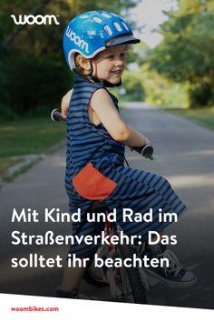 #woombikes #kind #straßenverkehr #sicherheit #kinderfahrrad #eltern Bicycle Helmet, Blog, Safety, Bicycling, Parents, Cycling Helmet, Blogging