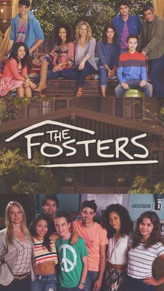 ♥️ The Fosters ♥️ Series Movies, Movies And Tv Shows, Tv Series, The Fosters Tv Show, Freeform Tv Shows, Black Tv Shows, Adam Foster, Teri Polo, Famous In Love