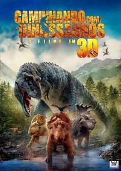 Walking With Dinosaurs 【 FuII • Movie • Streaming