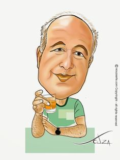 Encomenda Digital com foto referência - Sem sair de casa! http://www.souzaarte.com/#!untitled/cnfd/tag/caricatura