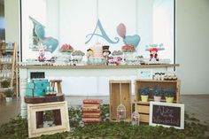 1 Ano da Alice no País das Maravilhas | Decoração e Papelaria: CKC Studio, Fotografia: Carol Calegari