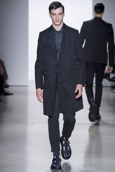 Calvin Klein Collection spring/summer 2016 menswear - click to see the full collection