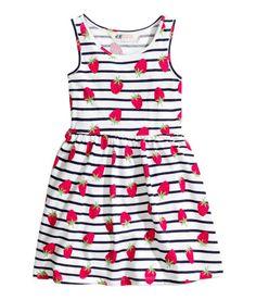 H & M dress girls
