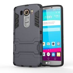 Made from a 2 piece construction: a PolyCarbonate (plastic) outer construction, and a soft flexible TPU inner with great shock absorbing properties Built-in kic