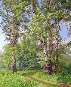 Kirichenko Gennadiy painting (oil)