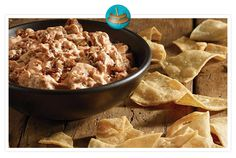 2 blocks cream cheese, 2 cups turkey sausage crumbles, 2 cups Tillamook 4 cheese Mexican cheese blend and 1 cup salsa. Put it all in the crock pot on low for and hour or 2 until cheese melts. Serve with Doritos.