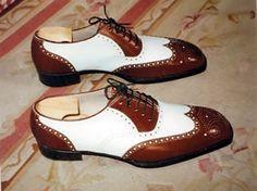 George Cleverley & Co Ltd, Bespoke Two-Tone Shoes