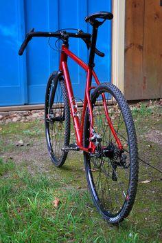 44 Huntsman : Tail | by 44 Bikes