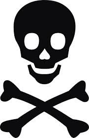 skull stencil google search - Stencils For Boys