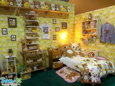 San-X booth in USA \(^o^)/