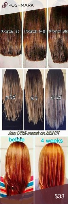 2 Hair Models Needed! 90 Day Challenge! HAIR GROWTH CHALLENGE! I need ONE more person to take the 90 day mermaid challenge and provide results or a testimonial! To thank you, you will receive MY discounted price and get $22 off each bottle! These all natural vitamins are AMAZING! I have tried biotin, hair infinity, and everything else you can imagine and there is NOTHING like this. If you want to grow your hair LONG, FAST, this is what you are looking for!Contact me ASAPHealthandbeautyiw…