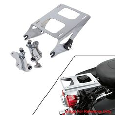 115.00$  Watch now - http://ali0kp.shopchina.info/go.php?t=32464988018 - New Motorcycle 2-Up Tour Pak Luggage Rack & Docking Kit For Harley  FLHX  FLHXSE FLHR Street Glide Special FLHXS 2014-UP  #shopstyle