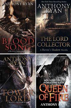 50 Fantasy Series to Read Before You Die
