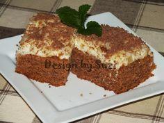 Design by Suzi: Hrk - hrk koláčik Tiramisu, Baking, Ethnic Recipes, Food, Bakken, Essen, Meals, Tiramisu Cake, Backen