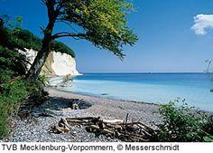 Steinstrand am Stubenkammer, Rügen - beautiful germany