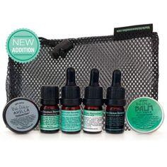 Travel Skin care kit and starter pack