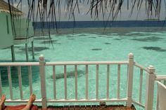 Islas Maldivas. Océano Índico.
