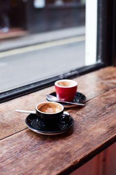 Soho Grind Coffee Shop, London