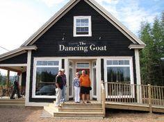Dancing Goat Cafe & Bakery, North East Margaree: See 418 unbiased reviews of Dancing Goat Cafe & Bakery, rated 5 of 5 on TripAdvisor. East Coast Travel, Atlantic Canada, Cape Breton, Prince Edward Island, New Brunswick, Newfoundland, Nova Scotia, Glamping, Trip Advisor
