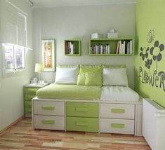 What Are The Best Ways To Decorate A Small Room? Our 6 Top Tips Will · Teenage  Girl ... Part 78