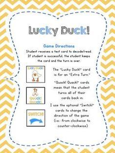 Lucky Duck! -CK Digr