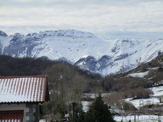 https://flic.kr/p/EJ7dXX | Sierra de Aralar desde Gorriti (Navarra).