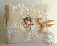 Baby album Baby Album, Tinkerbell, Mini Albums, Frame, Fairies, Blog, Handmade, House, Home Decor