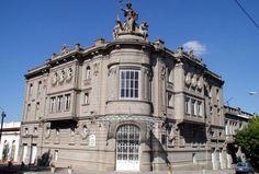 Teatro Young en Fray Bentos - Río Negro - Uruguay