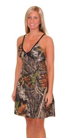 The Big Red Neck Trading Post - Rissa Mossy Oak Camo Dress, $120.00 (http://www.thebigrednecktradingpost.com/products/rissa-mossy-oak-camo-dress.html)