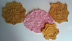 Doily Patterns, Doilies, Ravelry, Elf, Crochet Earrings, Handmade, Hand Made, Elves, Fairy