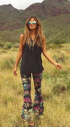 Whataboutalife – 101 hippies / boho outfits, my favourite is the 15th one! Which is yours? hippie, fashion, stly,e 2017, peace, love, clothes, shopaholic, shop