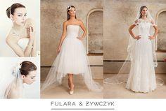 Suknie Ślubne FULARA&ŻYWCZYK - www.fularazywczyk.pl - dom.mody@fularazywczyk.pl