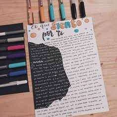 ideas for diy gifts for boyfriend long distance night Bullet Journal Notes, Bullet Journal School, Bullet Journal Ideas Pages, Bullet Journal Inspiration, Cute Notes, Pretty Notes, Sketch Notes, Diy Gifts For Boyfriend, Scrapbook Journal