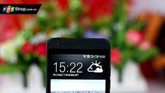 HTC One mini là bản thu nhỏ của siêu phẩm điện thoại HTC One với màn hình HD 4.3-inch. HTC One mini có thiết kế tương tự và cấu hình mạnh mẽ. Đặc biệt là công nghệ cảm biến ảnh tuyệt vời 2µm.