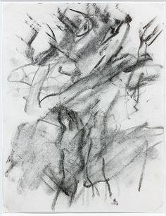 Willem de Kooning, 'Untitled', c. 1960-69 - by Artcurial - Briest - Poulain - F. Tajan #contemporary #abstract